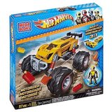 New in sealed box Mega Bloks Hot Wheels Blitzen Monster Truck/Car combo in Camp Lejeune, North Carolina