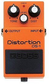 Boss Distortion Guitar Pedal in Ramstein, Germany
