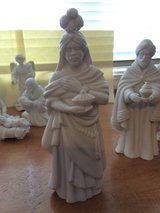 Nativity - Avon-  Gaspar /Kaspar Magi - Retired in Camp Lejeune, North Carolina