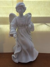Nativity - Avon-  Standing Angel in Camp Lejeune, North Carolina