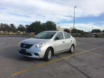 2014 Nissan Versa  ( 5 speed) in Lackland AFB, Texas