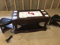5 in 1 Mini Game table (pool table, air hockey, table tennis... in Glendale Heights, Illinois