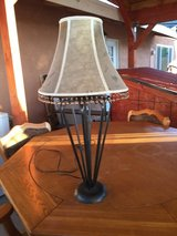 Beautiful lamp in Yucca Valley, California