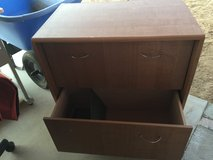 Large file cabinet in Yucca Valley, California