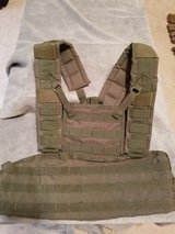 Condor tactical chest rig in Houston, Texas