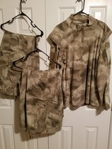 Propper-ATACS-AU Combat shirt and 2 pairs of Trousers set in Houston, Texas