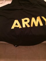 Army black t shirt in Fort Benning, Georgia