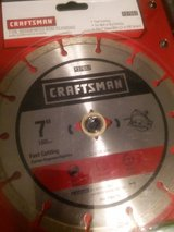 craftsman 7-in segmented rim diamond in Fort Campbell, Kentucky