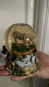 Musical Snow Globe in CyFair, Texas