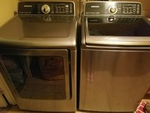 Samsung Washer and two Dryers in Fort Irwin, California