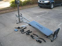 Total Gym Elite Very Good Used Condition in Macon, Georgia