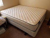 Queen bed brand new in Barstow, California
