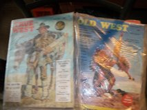 6 OLD (1960S)OLD WEST MAGAZINES in Alamogordo, New Mexico