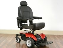 PRIDE MOBILITY TSS-300 POWER WHEELCHAIR WITH BRAND NEW BATTERIES and the HARMAR  ALTSS500 lift w... in Conroe, Texas
