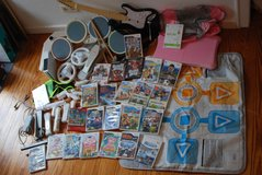 Wii set & tons of games. MUST READ... inc WiiFIt/Zumba/Rock Band/23 Games... in Ramstein, Germany