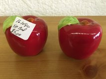 Red Apples Salt and Pepper Shakers in Perry, Georgia