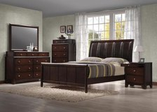 BRAND NEW Queen Bedroom Set in Camp Lejeune, North Carolina
