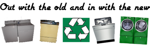Recycle your unwanted appliances in Kingwood, Texas