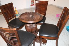 Kitchen table set in Ramstein, Germany