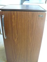 Dorm size refrigerator with small freezer in Glendale Heights, Illinois