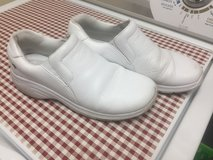 White nurses shoes in Fort Rucker, Alabama
