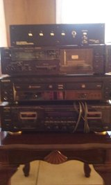 Sony 5 cd changer in Perry, Georgia