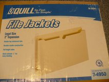 File Jackets Legal size in Glendale Heights, Illinois