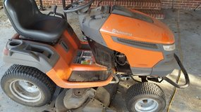 Husqvarna riding mower in Eglin AFB, Florida