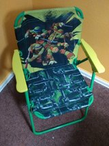 TMNT fold up chair in Fort Carson, Colorado