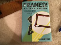 Framed/A Toast Mystery in Joliet, Illinois