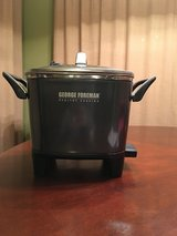 George Foreman multi cooker/steamer in Clarksville, Tennessee