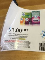 Free coupon-Puffs tissues in Camp Lejeune, North Carolina