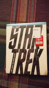 2009 STAR TREK BLUE RAY 3 DISC DIGITAL COPY SPECIAL EDITION NEVER BEEN OPENED in Fort Leavenworth, Kansas