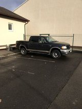 2001 f150 lariat 4x4 in Ramstein, Germany