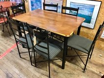 Table with 6 Chairs in Camp Lejeune, North Carolina