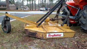 Tractor with KingKutter (1 of 4 pics) in Tifton, Georgia