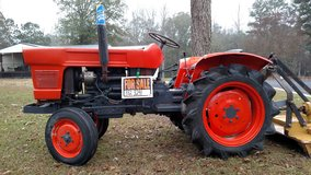 Tractor with KingKutter (4 of 4 pics) in Moody AFB, Georgia
