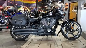 2015 Victory Vegas 8 Ball Lo Miles In House Financing in Fort Benning, Georgia