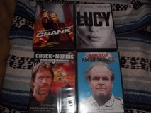 Action Adventure Dvds in Alamogordo, New Mexico