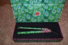 1.25inch PYT Hair straightener(peacock) in bookoo, US