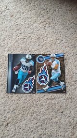 2 Tennessee Titans FATHEADS - NEW in Camp Lejeune, North Carolina