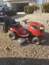 Riding lawn mower in bookoo, US