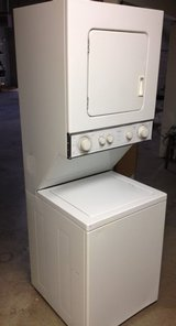 "Whirlpool STACK Washer-Dryer 24"" - Electric-220V SPACE SAVER !! in Camp Pendleton, California"
