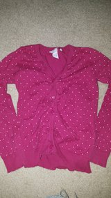 H&M button up sweater for girls in Hemet, California