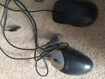 USB mouse (2) in Naperville, Illinois