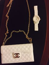 Chanel watch with a case in Biloxi, Mississippi