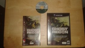GameCube Ghost Recon in Davis-Monthan AFB, Arizona