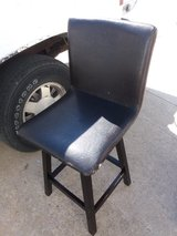 Tall swivel chair in Fort Riley, Kansas
