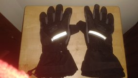 Men's Insulated Motorcycle Gloves - Size Large in Aurora, Illinois