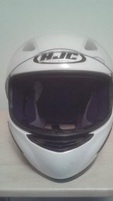 HJC Full-face Adult Motorcycle Helmet - Size Large in Shorewood, Illinois